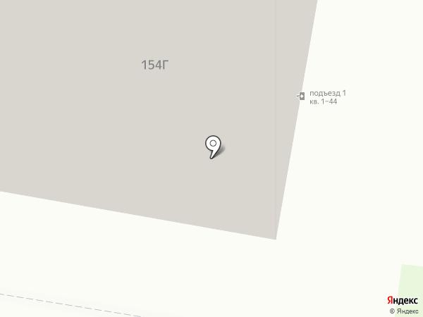 Бондарь на карте Барнаула