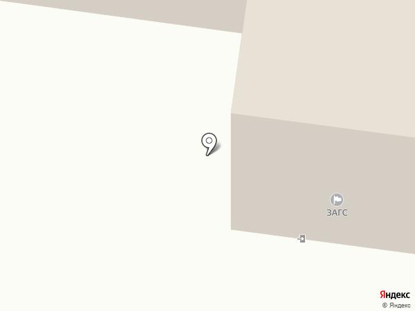 Магазин свадебных товаров на карте Барнаула