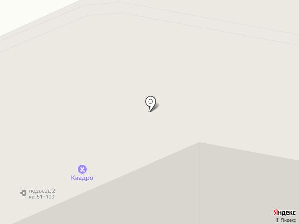 Добрый на карте Барнаула