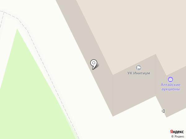 Р-Фарм, ЗАО на карте Барнаула