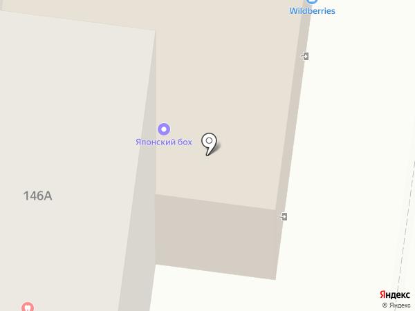 Хмель24часа на карте Барнаула