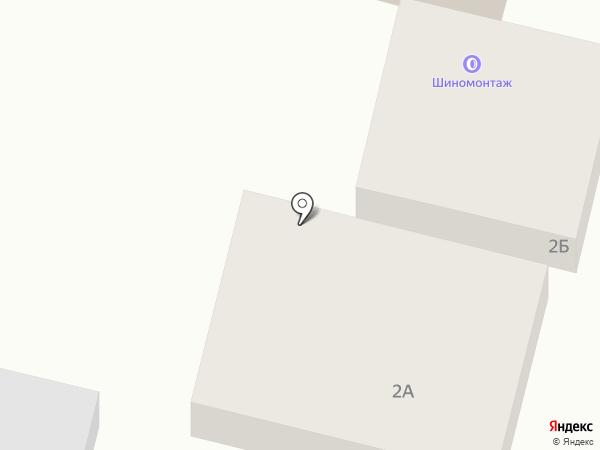Угона.нет на карте Барнаула
