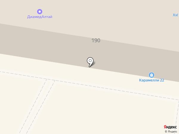 Сбербанк, ПАО на карте Барнаула