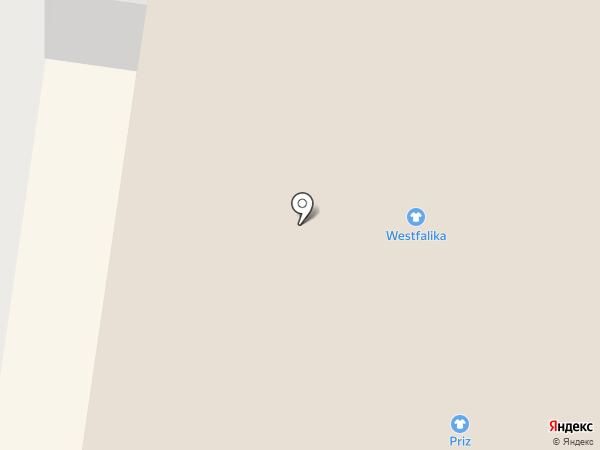 SELA на карте Барнаула