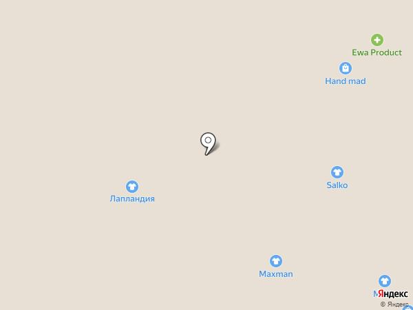 Salko на карте Барнаула