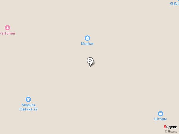 Магазин ювелирных изделий на карте Барнаула