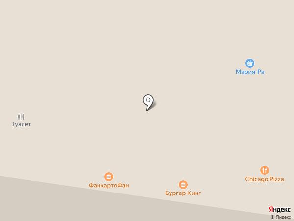Ем сам на карте Барнаула