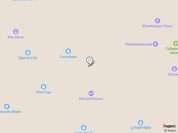 OZON.ru на карте Барнаула