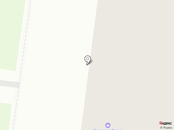 Абрикос на карте Барнаула