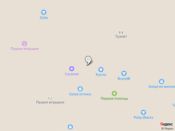 БИОЛИТ АЛТАЙ на карте Барнаула