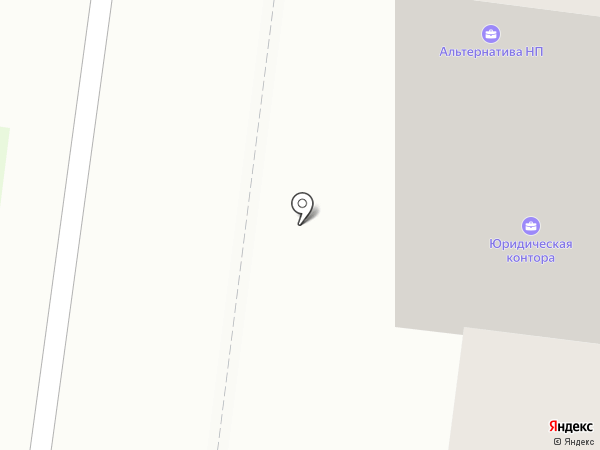 Квартирное бюро на карте Барнаула