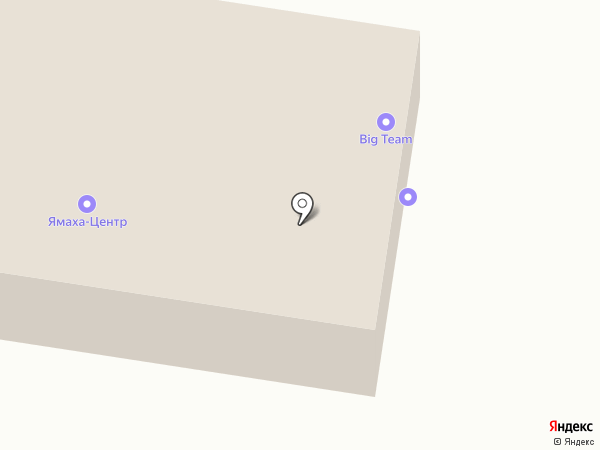 Irbis на карте Барнаула