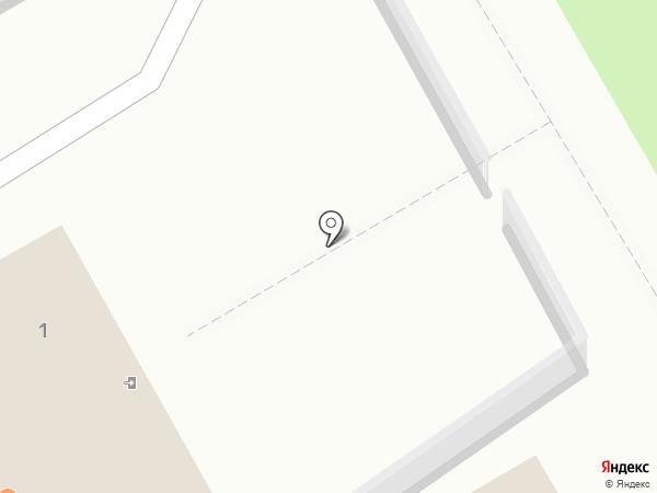 Пивоваровъ на карте Барнаула