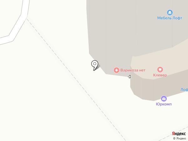 Сибирский альянс на карте Барнаула