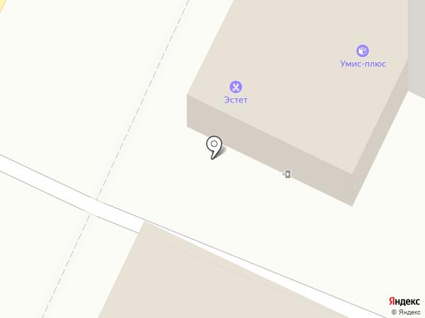 Эстет на карте Барнаула
