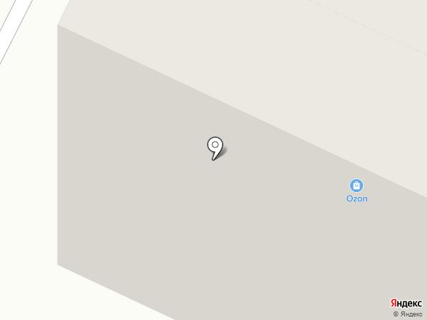 Компания Крафт на карте Барнаула