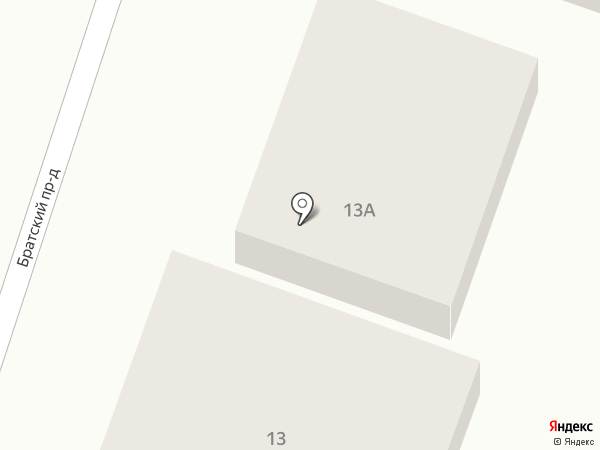 Мобил21 на карте Барнаула