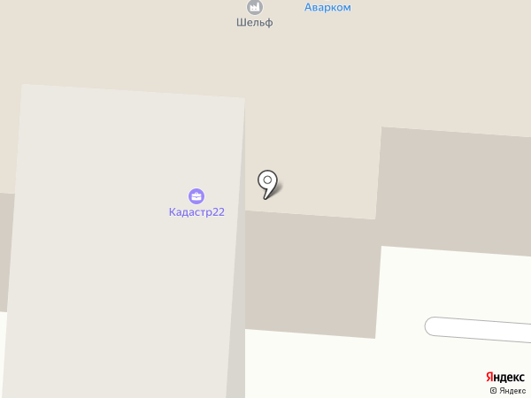 ВетГарант на карте Барнаула