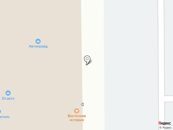 АвтоВАЗ запчасти на карте Барнаула