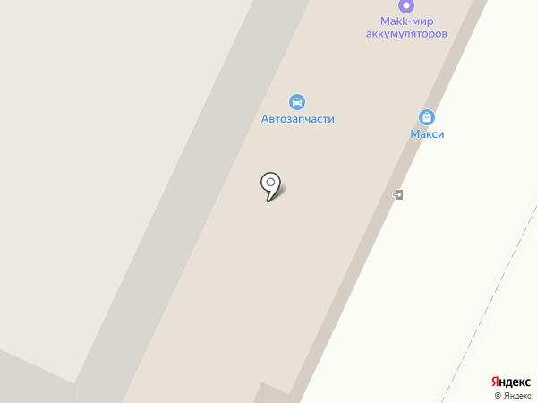 Полиролька.ру на карте Барнаула