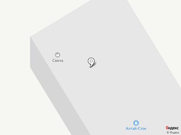 СибирьТелекомСервис на карте Барнаула
