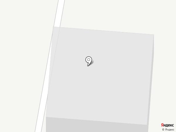 Трезвый Алтай на карте Барнаула