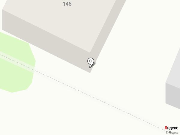 АБС-АВТО на карте Барнаула