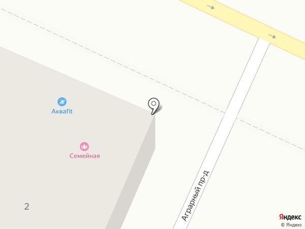 XxxX на карте Барнаула