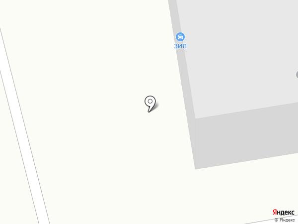 Колесница22 на карте Барнаула