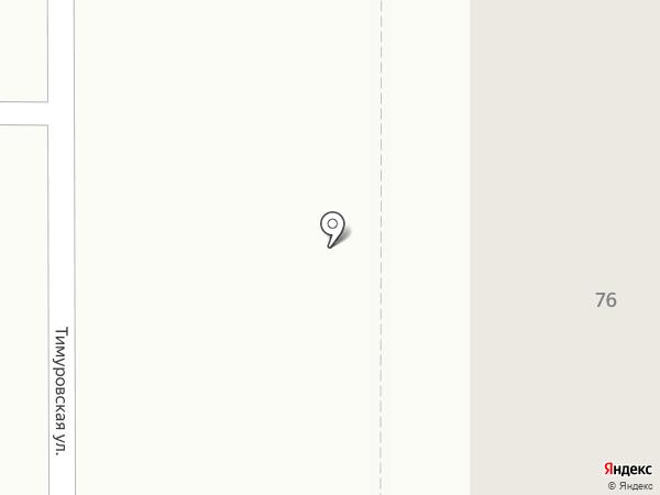 Клинёры на карте Барнаула