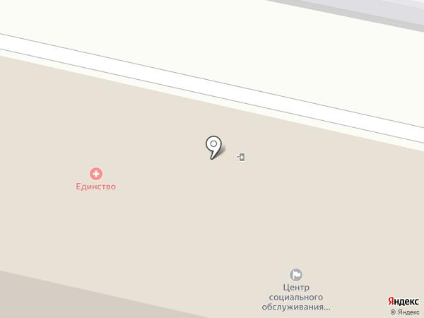 Ал-Анон на карте Барнаула