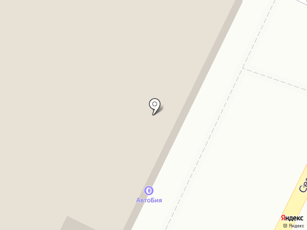 АвтоБияСервис на карте Барнаула