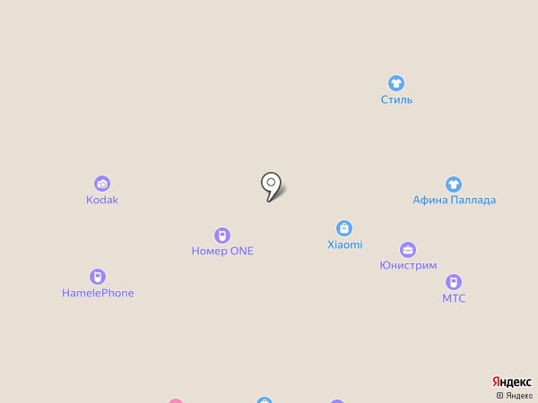 Family look на карте Барнаула