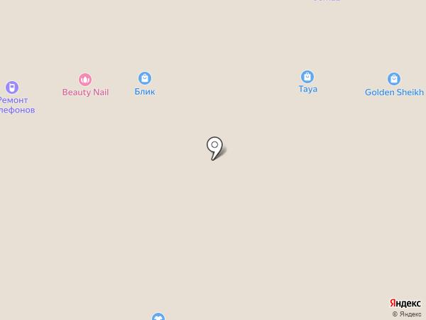 Красная пресня, ЗАО на карте Барнаула