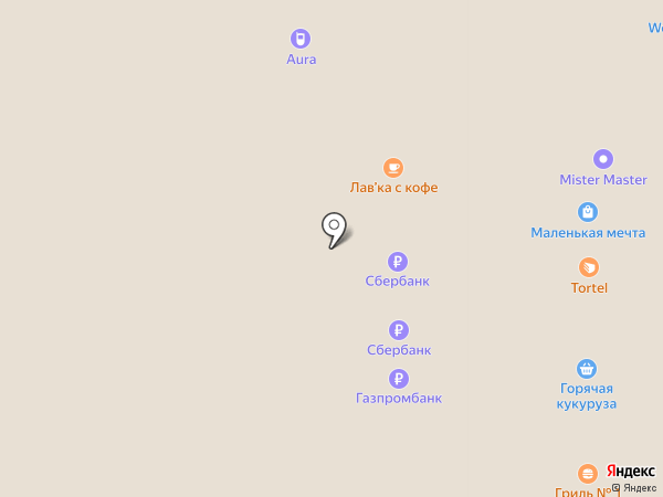 Маленькая мечта на карте Барнаула