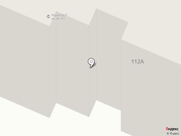 Чистый дом на карте Барнаула