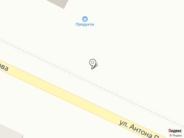 Петро на карте Барнаула