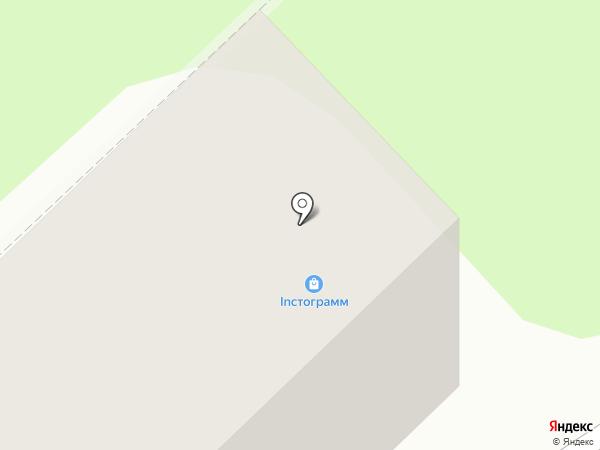 InСТОграмм на карте Барнаула