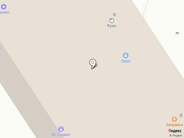 АйТи-Визард на карте Барнаула