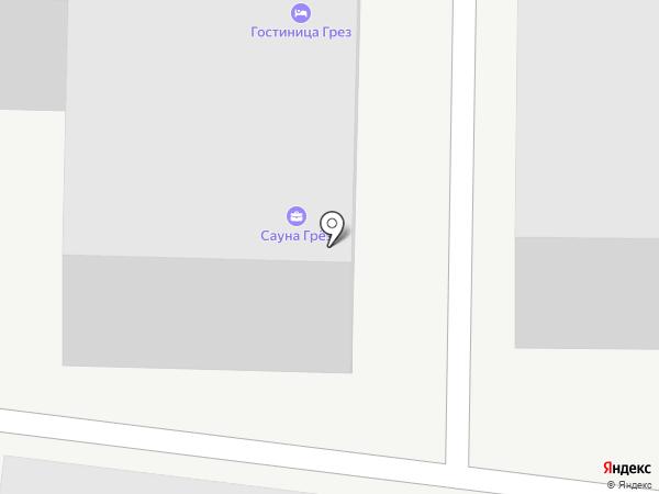 Evel Monkey на карте Барнаула