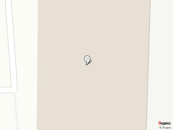 СтройТрест на карте Барнаула
