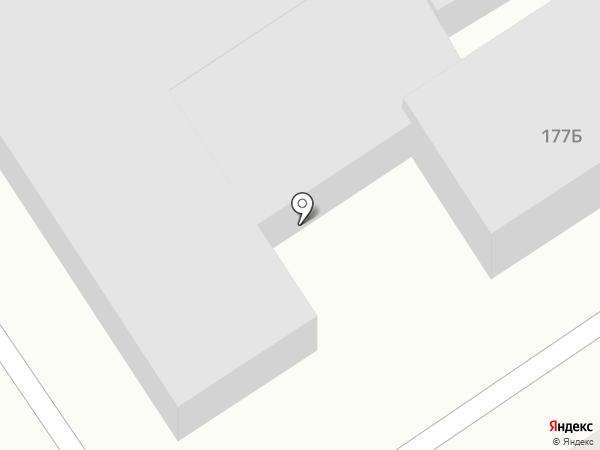ПИНГВИН на карте Барнаула