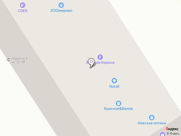 КБ Восточный, ПАО на карте Барнаула