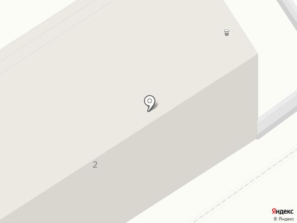 Квест22.рф на карте Барнаула