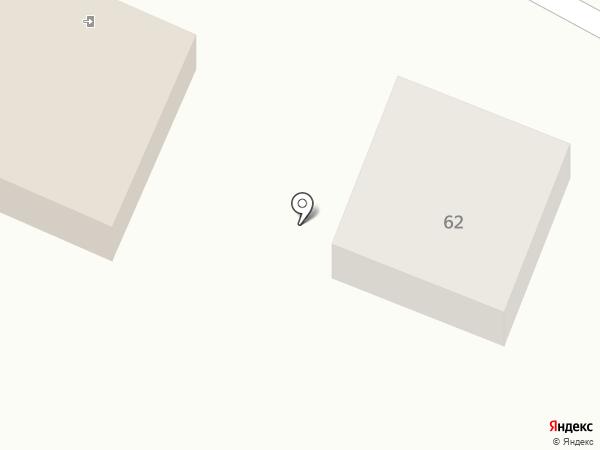 Путейка на карте Барнаула
