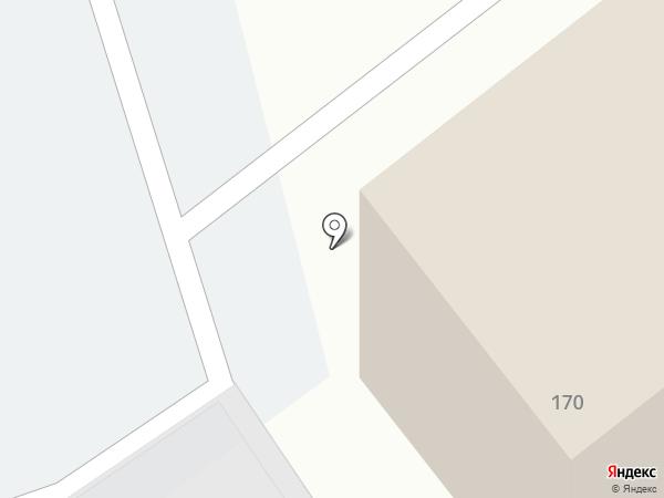 Отдел лицензионно-разрешительной работы Управления РосГвардии России по Алтайскому краю на карте Барнаула