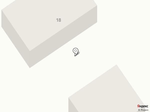 Кругозор на карте Барнаула