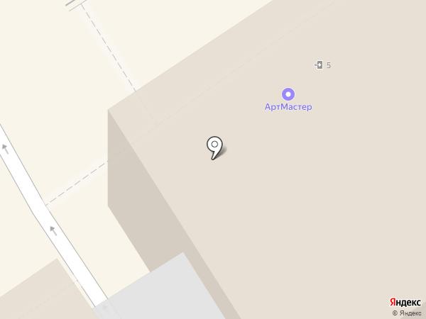 InSmile на карте Барнаула