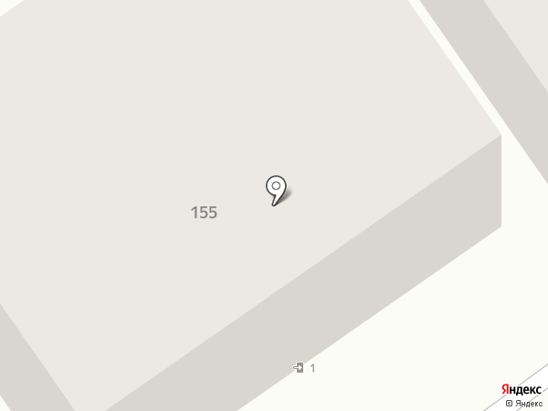 Служба-922 на карте Барнаула