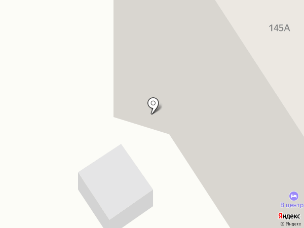 В ЦЕНТРЕ на карте Барнаула
